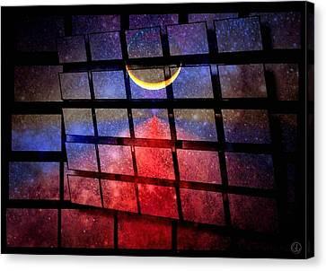 The Magic Window Canvas Print by Gun Legler