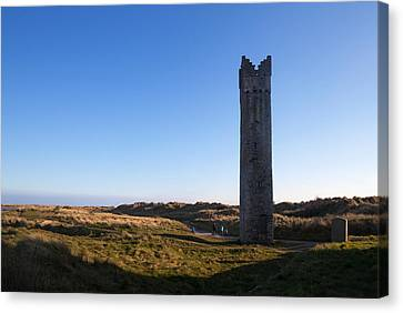 The Maiden Tower, Mornington, County Canvas Print by Panoramic Images