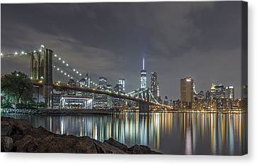 Canvas Print featuring the photograph The Main Attraction  by Anthony Fields