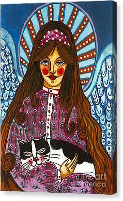 The Manolo Dream Canvas Print by Iwona Fafara-Pilch