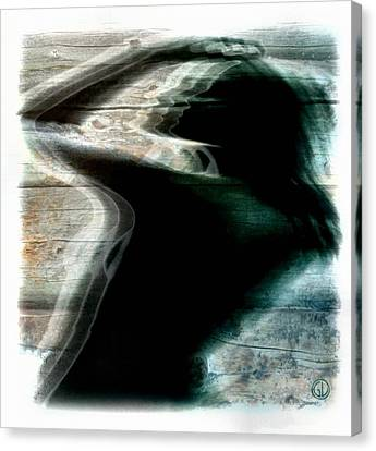 The Many Layers Of A Woman Canvas Print by Gun Legler