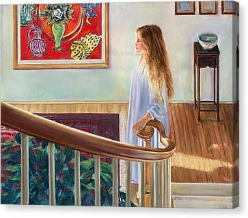 The Matisse Canvas Print