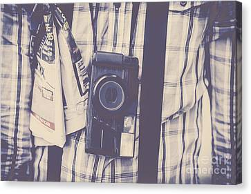 Edition Canvas Print - The Media by Jorgo Photography - Wall Art Gallery