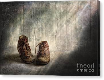 Misty Canvas Print - The Memories Begin To Live .. by Veikko Suikkanen
