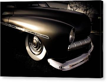 The Merc Canvas Print by Merrick Imagery