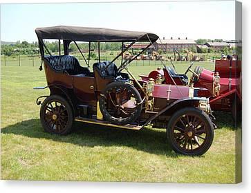 The Mercer Touring Sedan Canvas Print