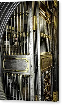 The Metals Vault Canvas Print by Image Takers Photography LLC - Laura Morgan