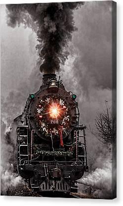 The Mighty 700 Canvas Print