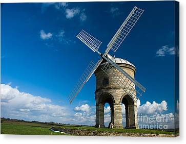 The Mill Canvas Print by Anne Gilbert