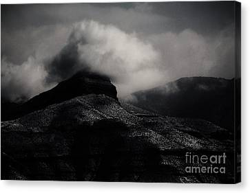 The Mist Canvas Print by Jessica Shelton