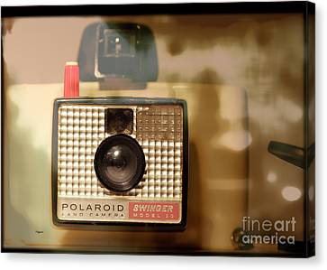 The Model 20 Canvas Print by Steven Digman