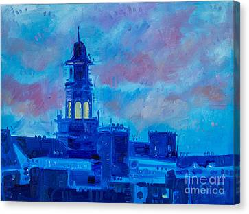 The Molly Pitcher Canvas Print by Michael Ciccotello