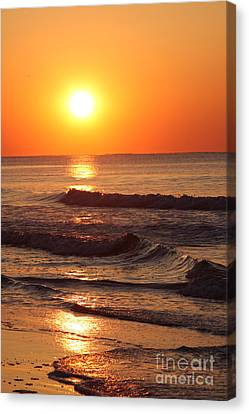 The Morning Tide Canvas Print