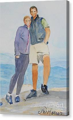 The Mountaintop Canvas Print