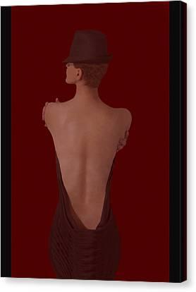 Ultimate Sensual Elegance #3  Canvas Print