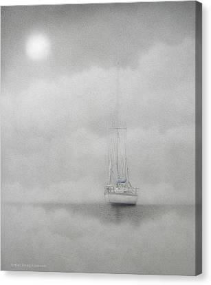 The Navigator Canvas Print