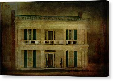 The Neil House Canvas Print