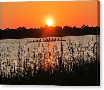 Canvas Print featuring the photograph The Nine Spiritual Gifts by Joetta Beauford
