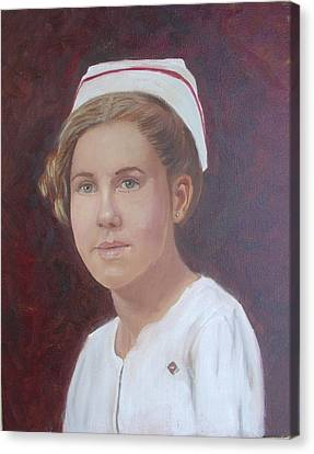 The Nurse Canvas Print