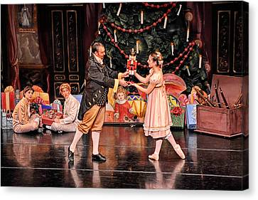 The Nutcracker Canvas Print by Bill Howard
