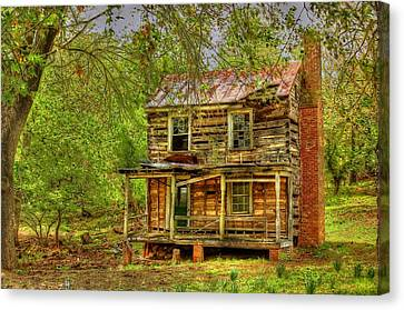 The Old Home Place Canvas Print by Dan Stone