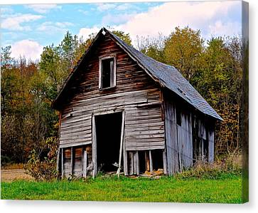 Canvas Print - The Old Homestead by Starving  Artist