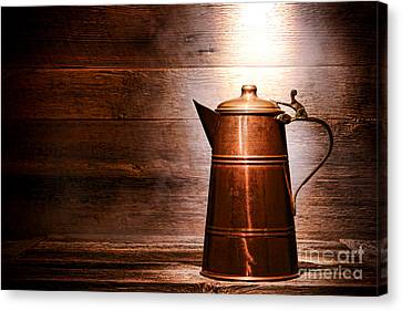 The Old Pitcher Canvas Print by Olivier Le Queinec