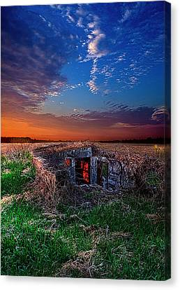 The Open Window Canvas Print by Phil Koch