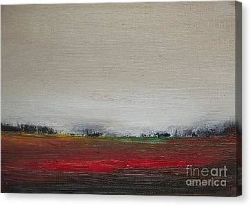 The Other Day Canvas Print by Vesna Antic