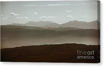 Canvas Print featuring the photograph The Other Side by Dana DiPasquale