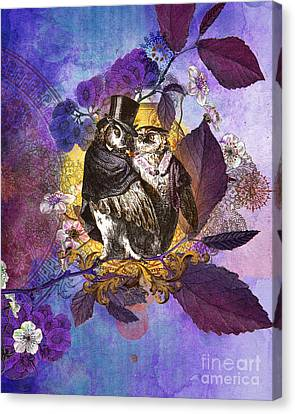 The Owlsleys Canvas Print by Aimee Stewart