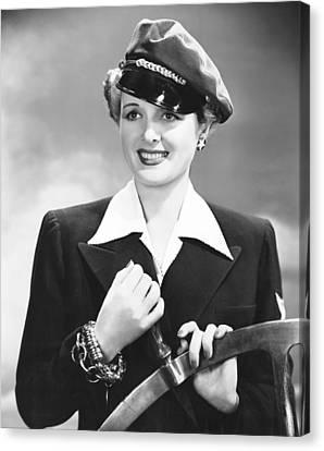 Sturges Canvas Print - The Palm Beach Story, Mary Astor, 1942 by Everett