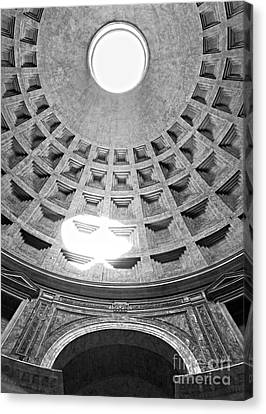 The Pantheon - Rome - Italy Canvas Print