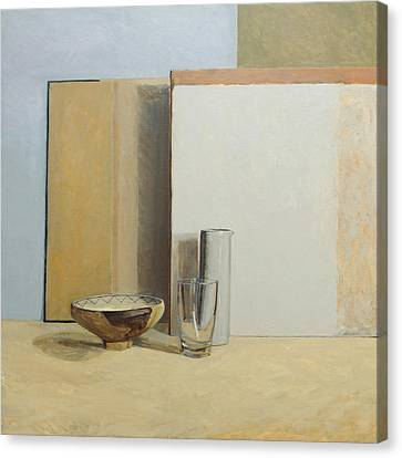 The Peruvian Bowl  Canvas Print by William Packer