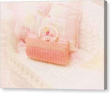 The Pink Purse Canvas Print