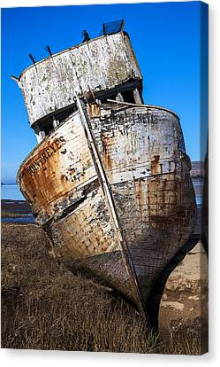The Point Reyes Canvas Print by Garry Gay