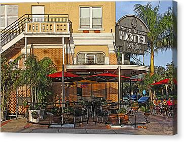 The Ponce De Leon Hotel Canvas Print by HH Photography of Florida