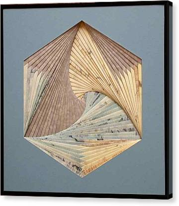 Artisan Canvas Print - The Portal by Ron Davidson