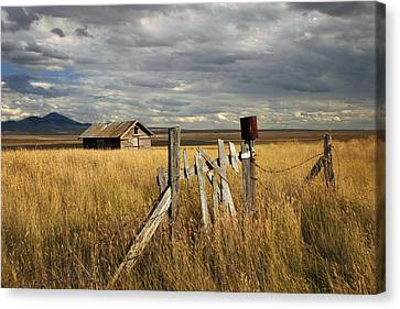 The Prairies Canvas Print