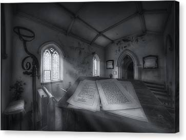 The Preachers Place Canvas Print