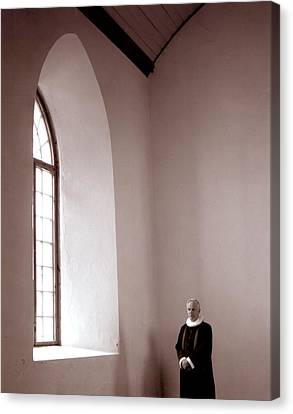 The Priest  C# 42 Canvas Print