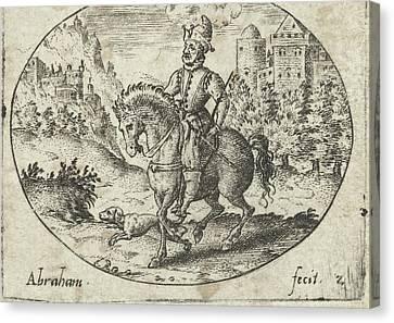 The Prodigal Journey, Abraham De Bruyn Canvas Print by Abraham De Bruyn