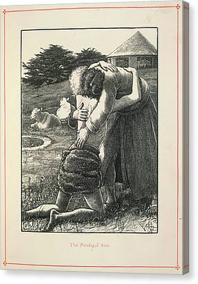 The Prodigal Son Canvas Print by British Library