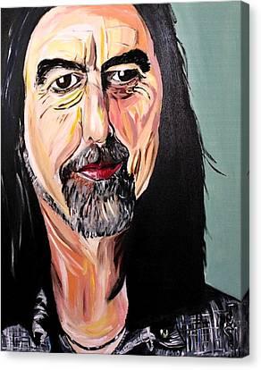 The Quiet Beatle Canvas Print by James Santarella