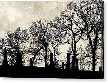 The Quiet Place Canvas Print