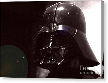 the Real Darth Vader Canvas Print