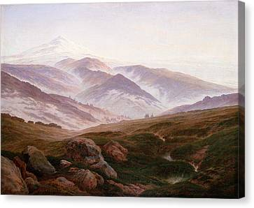 The Riesengebirge  Canvas Print by Philip Ralley