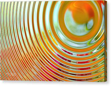 The Ripple Effect Canvas Print