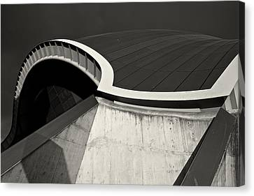 The Roof Of The Sage Canvas Print by Stephen Taylor