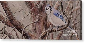 The Roost Sold Canvas Print